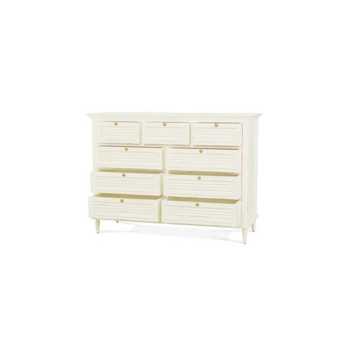 Summerville 9 Drawer Dresser