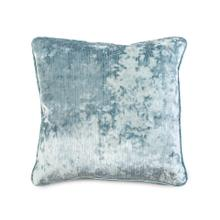 Decorative Throw Pillow in Blue