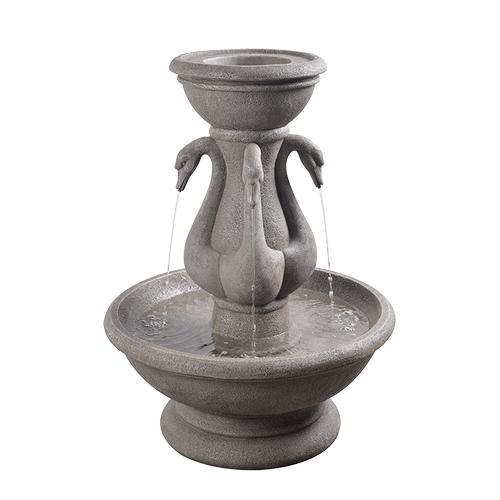 Swan - Floor Fountain