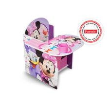Minnie Mouse Chair Desk with Storage Bin - Minnie Mouse (1058)