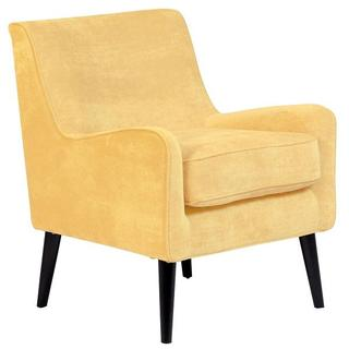 Kristina Accent Chair Yellow