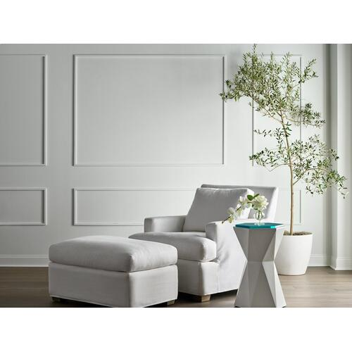 Universal Furniture - Malibu Slipcover Ottoman - Special Order