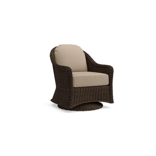 See Details - Savannah Swivel Glider Chair