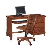 Computer Desk-cherry
