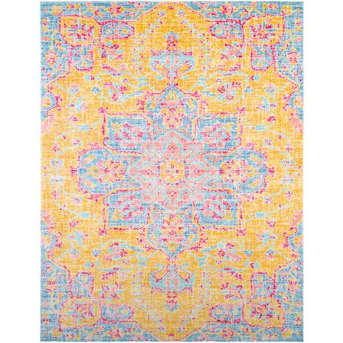 "Seasoned Treasures SDT-2305 3'11"" x 5'10"""
