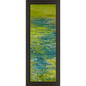 """The Lake Il"" By Roberto Gonzalez Framed Print Wall Art"