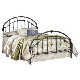 Nashburg King Metal Bed