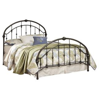 Nashburg Queen Metal Bedframe