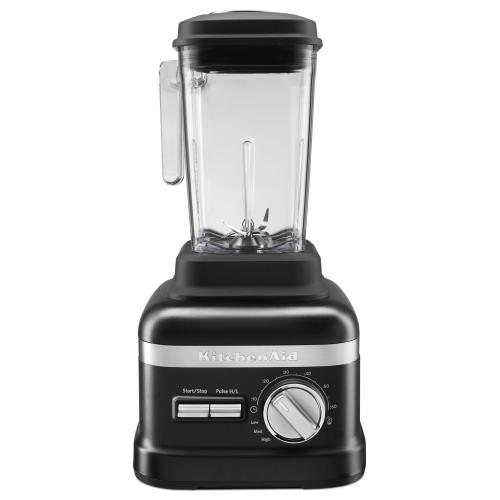 NSF Certified® Commercial Beverage Blender with 3.5 peak HP Motor - Black Matte