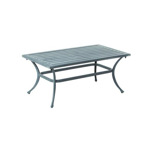 "Mission 42"" Rectangular Coffee Table"