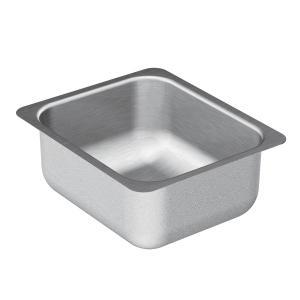 "2000 Series 12""x14"" stainless steel 20 gauge single bowl sink Product Image"