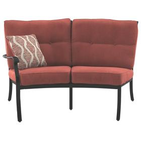 Burnella Right-arm Facing Loveseat With Cushion