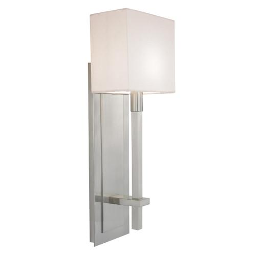 Sonneman - A Way of Light - Montana Sconce [Size=Tall, Color/Finish=Satin Nickel]