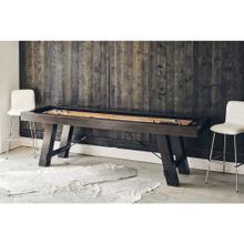 Hanover Shuffleboard Table, HGSB01-BRN