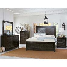 Montana Nightstand, Dark Oak