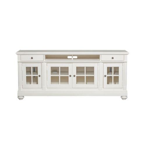 """Liberty Furniture Industries - 62"""" Entertainment TV Stand"""