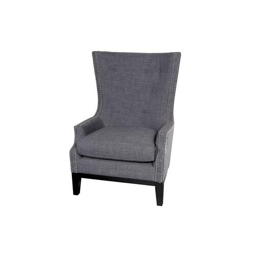 Draper High Back Accent Chair, AC770