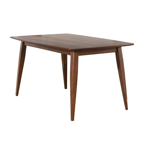 "Rectangular Dining Table - Mid Century (60"")"