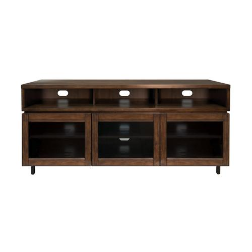 """Bello - 65"""" TV Stand for TVs up to 70"""", Cocoa"""