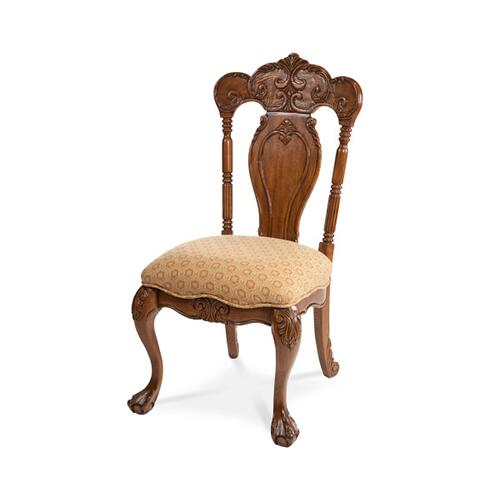 Grand Traditions Side Chair Heritage Oak