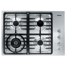 """30"""" 4 Burner Stainless Steel Cooktop - Gas"""