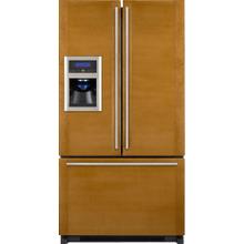 See Details - 20 cu. ft. Cabinet-Depth French Door Refrigerator with External Dispenser  Refrigeration  Jenn-Air