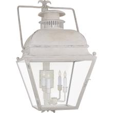 Visual Comfort CHO2215OW-CG E. F. Chapman Holborn 4 Light 34 inch Old White Outdoor Wall Lantern, Large