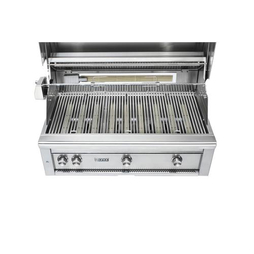 "36"" Lynx Professional All Trident Built In Grill Rotisserie, LP"