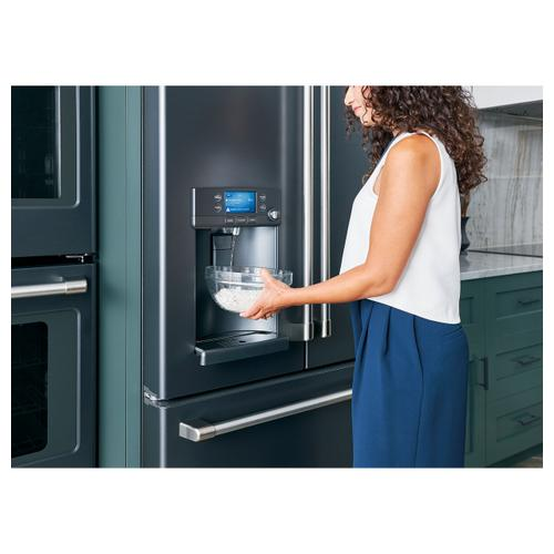 Café ENERGY STAR® 27.8 Cu. Ft. Smart French-Door Refrigerator with Hot Water Dispenser