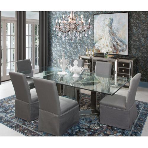 Bassett Mirror Company - Murano Dining Base