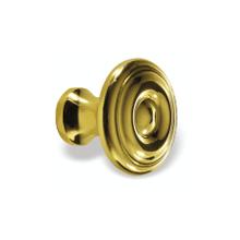 """1 1/2"""" Knob - Polished Brass"""