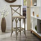 Gear Bar Stool in Gray Product Image