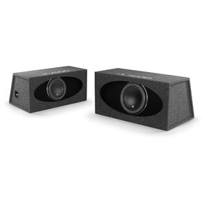 JL Audio - Single 12W7AE H.O. Wedge, Ported, 3