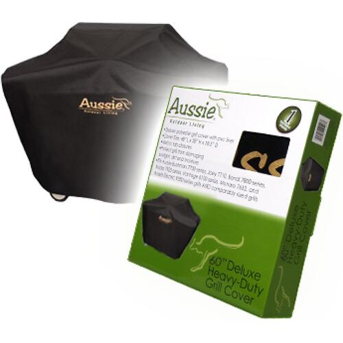 """Aussie - 60"""" Med. Canvas Grill Cover"""