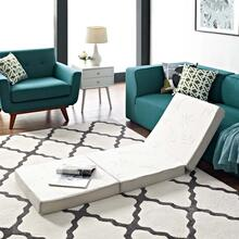 See Details - Relax 25 x 75 x 4 Tri-Fold Mattress Topper