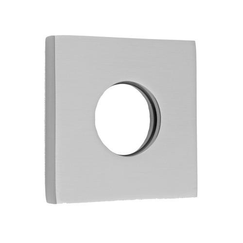 "Pewter - 2"" x 2"" Square Escutcheon"