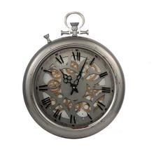 See Details - Hereford Clock, Medium SLV
