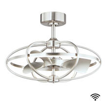 See Details - Corona WiFi-enabled LED Fandelight