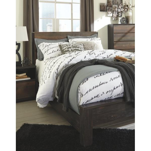 Windlore King Panel Bed