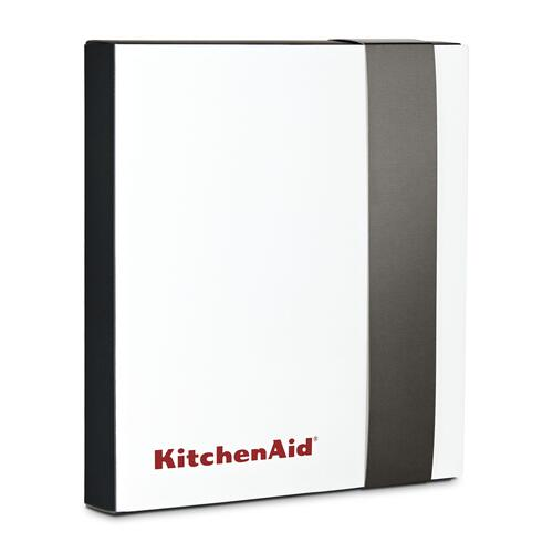 KitchenAid® Commercial-Style Range Handle Medallion Kit - Black