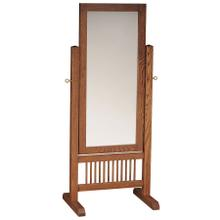 See Details - Mission Cheval Mirror