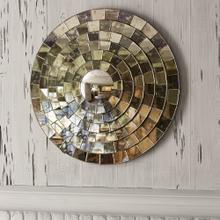 See Details - Mosaic Mirror - Round