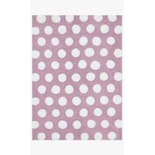 View Product - LL-02 Lilac / White Rug