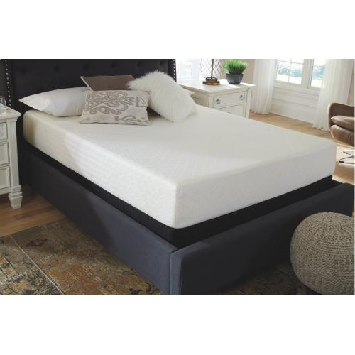 10 Inch Chime Memory Foam Full Mattress In A Box
