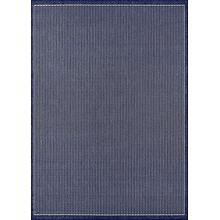 Recife Saddle Stitch - Ivory-Indigo 1001/6500