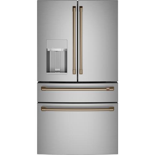 Café™ Refrigeration Handle Kit - Brushed Bronze