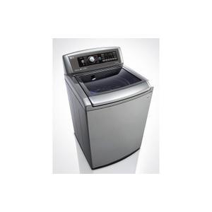 5.0 cu.ft. MEGA Capacity TurboWash™ Washer with Steam
