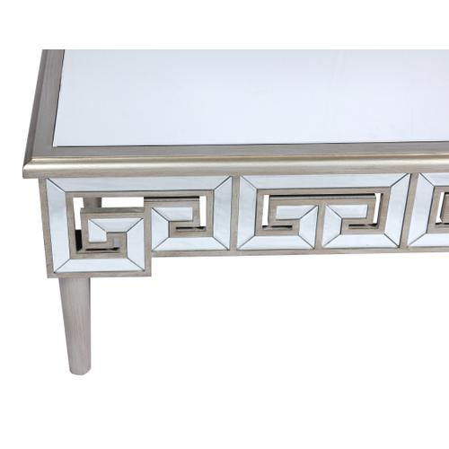 Heritage Coffee Table, Mirror T425-00