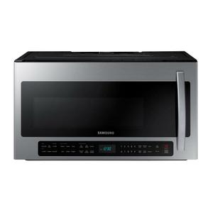 Samsung Appliances2.1 cu. ft. Over-the-Range Microwave with Sensor Cooking in Fingerprint Resistant Stainless Steel