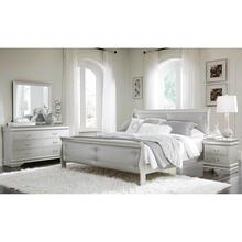 See Details - MARLEY SILVER BEDROOM